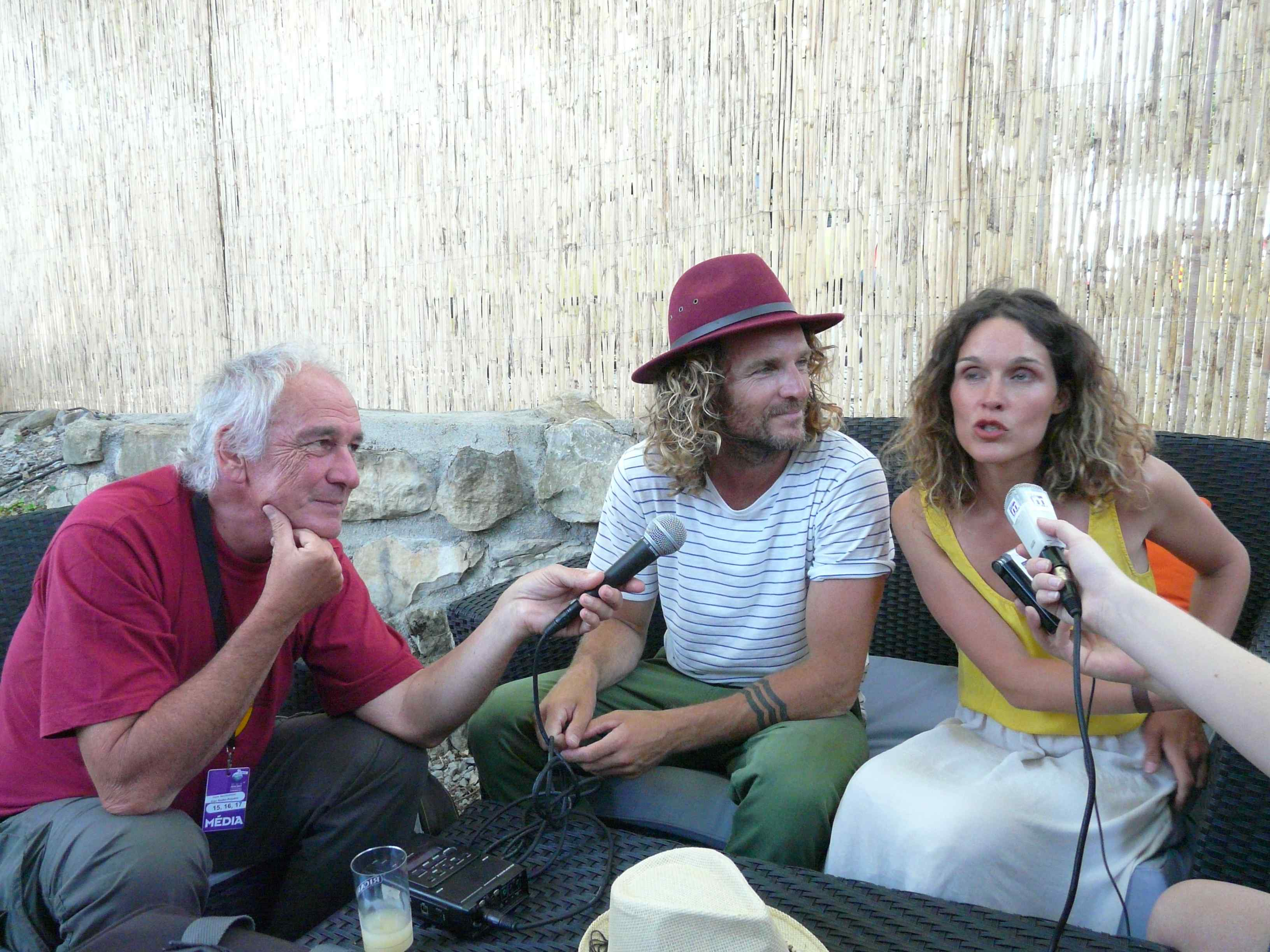 Interview BON AIR Festival ALUNA 2017
