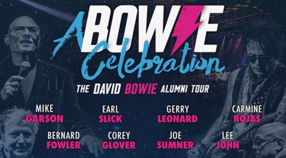 a bowie celebration event
